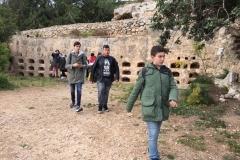 Xemxija: l'apiario romano